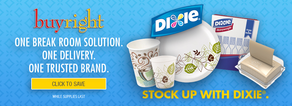 Save on Dixie Products