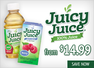 Save on Juicy Juice