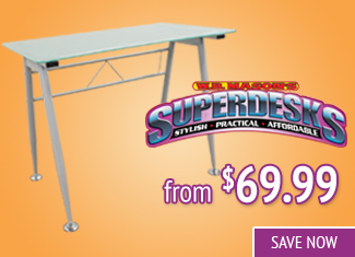 Shop W.B. Mason Superdesks