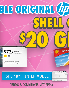 Shop HP Eligible Ink Card Offer By Printer Model