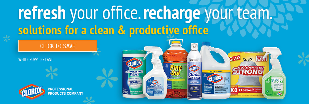 Save on Clorox Products