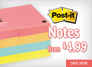 Save on 3M Post-Its