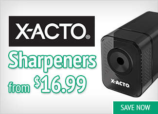 Save on X-Acto Sharpeners
