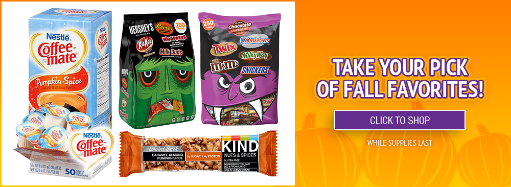 Save on Select Candy