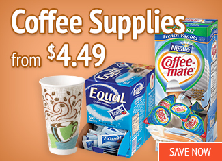 Save on your Coffee Station