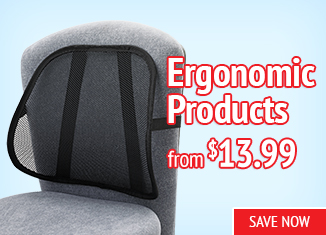 Save on Ergonomic Products