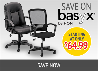 Save on Basyx by HON