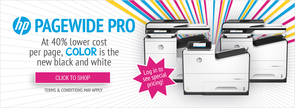 HP PageWide Pro Color Printer