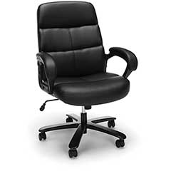 Black Leather Accent Chairs For Bariatric.Wb Mason Search Results