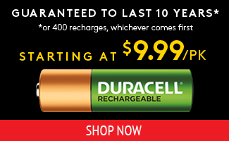 Shop Duracell Rechargeable Batteries
