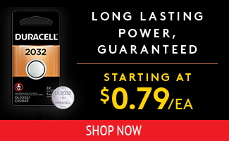Shop Duracell Long Lasting Power, Guaranteed