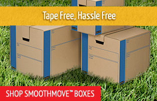Shop Fellowes SmoothMove Boxes