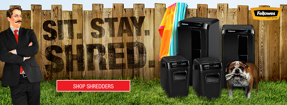 Shop Fellowes Shredders