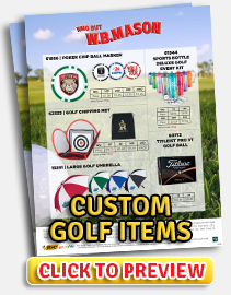 View Golf PDF Flyer