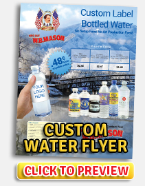 View Water PDF Flyer