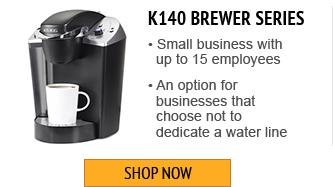 Browse Keurig K140 Brewer Series