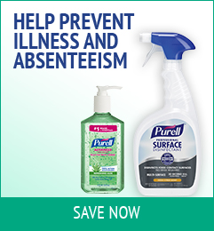 Prevent Illness and Absenteeism with Purell