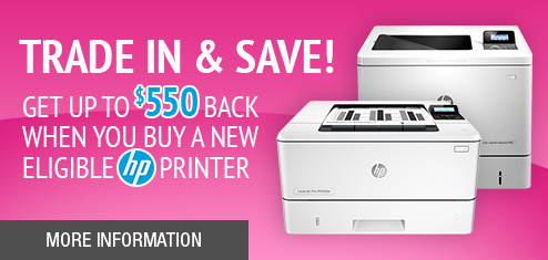 Trade In and Save with HP