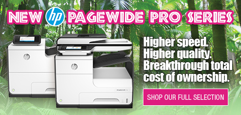 Shop New HP PageWide Pro Series Printers