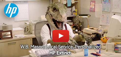 W.B. Mason Commercial HP Extinct Technology