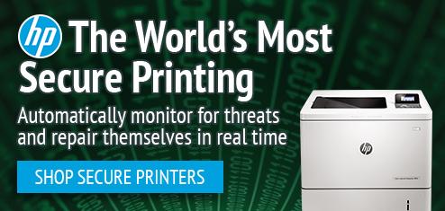 Shop Secure HP Printers