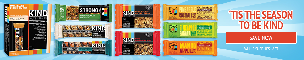 Save on Kind Bars