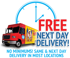 W.B. Mason's FREE Next Day Delivery No Minimums