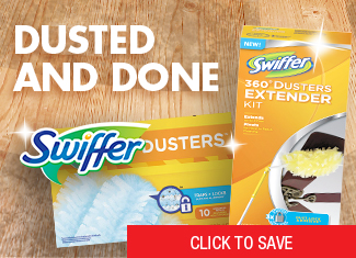 Save on Swiffer Dusters