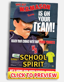 View School Spirit PDF Flyer