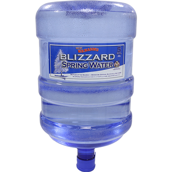 Blizzard Natural Spring Water