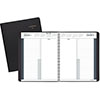 """24-Hour Daily Appointment Book, 8 1/2"""" x 11"""", White, 2022"""