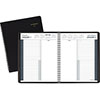 """24-Hour Daily Appointment Book, 6 7/8"""" x 8 3/4"""", White, 2021"""