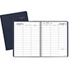 "Weekly Appointment Book, 8 1/4"" x 10 7/8"", Navy, 2021"