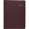 "Weekly Appointment Book, 8 1/4"" x 10 7/8"", Winestone, 2021"