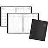 "Contemporary Weekly/Monthly Planner, Column, 8 1/4"" x 10 7/8"", Graphite Cover, 2021"