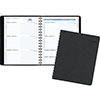 """The Action Planner Weekly Appointment Book, 6 7/8"""" x 8 3/4"""", Black, 2021"""