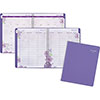 """Column Format Beautiful Day Weekly/Monthly Appt. Book, 8 1/2"""" x 11"""", 2022"""