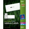 "EcoFriendly Address Labels, Permanent Adhesive, 1 1/3"" x 4"", 1400/BX"