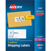 "Shipping Labels, Laser, TrueBlock® Technology, Permanent Adhesive,  2"" x 4"", 1000/BX"
