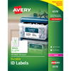 Permanent Durable ID Laser Labels, 2 x 2-5/8, White, 750/Pack