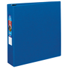 "Heavy-Duty Binder, 2"" One-Touch Rings, 540-Sheet Capacity, DuraHinge®, Blue"