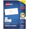 "Easy Peel® Inkjet Address Labels, Sure Feed™ Technology, Permanent Adhesive, 1"" x 2 5/8"", 3000/BX"