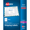 "Shipping Labels, Permanent Adhesive, , 3 1/2"" x 5"", 1000/BX"