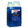 Deep Blue Ammoniated Glass & Surface Cleaner, 67.6 oz. Bottle, Pleasant Scent, 4/CT