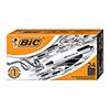 Clic Stic Ballpoint Retractable Pen, Black, 1mm, Medium, 24/PK