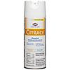 Citrace Hospital Disinfectant & Deodorizer, Aerosol Spray, Citrus, 14 Ounces, 12/CT