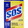 Steel Wool Soap Pads, 15 Pads/Box, 12 Boxes/Carton