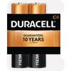 Coppertop® C Alkaline Batteries, 8/PK