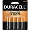 Coppertop® AA Alkaline Batteries, 8/PK