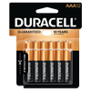 Coppertop® AAA Alkaline Batteries, 12/PK